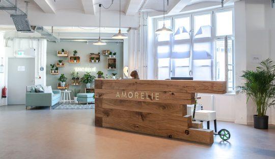 Amorelie Büro Office